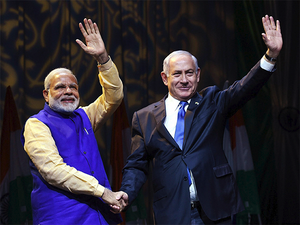 Post the meeting, the forum members called on Indian Prime Minister Narendra Modi and his Israeli counterpart Benjamin Netanyahu and the co-chair from both sides submitted a brief meeting.