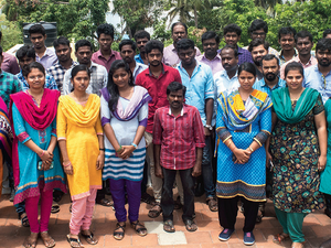 Nimble's 52-member team works out of Chennai and collaborates with a network of partners and resellers for its marketing needs in the US.