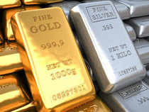 MCX Gold was down 0.33 per cent, or Rs 94, at Rs 28,022 per 10 gram