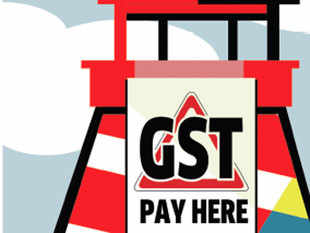 A notification under GST categorically exempts rupee notes transfer to the Reserve Bank of India but not by banks.