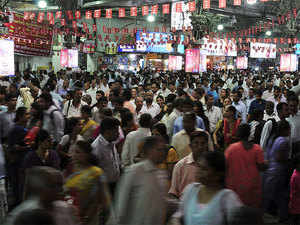 It is expected that India will surpass China by 2025/2030 in population growth which is projected to be 1.65 billion.