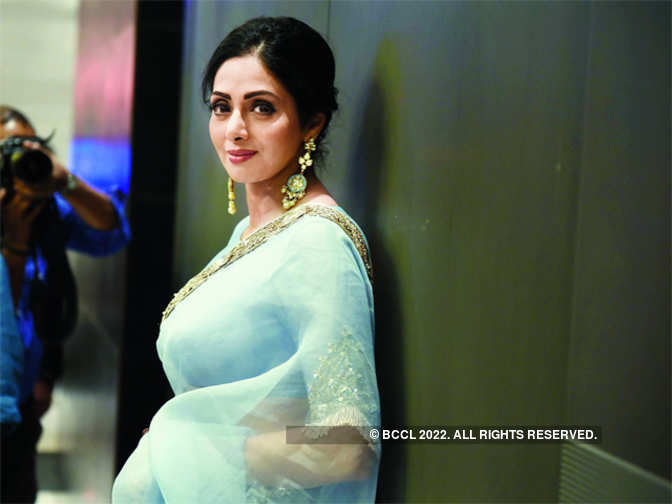 Sridevi: After acting in 'Mom', my daughter told me that I