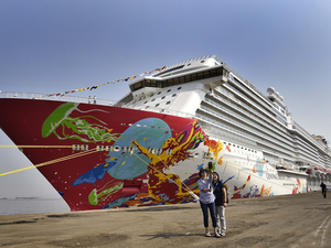 To make India a global hot spot for cruise tourism, a policy is likely this month as steps are underway to expand the number of cruise vessels to 700 from about 70 at present.