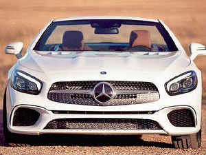 Luxury Car Mercedes Benz India Climbs Up The Ladder In Overall Car