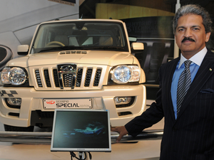 """Through the integrated design & manufacturing (IDAM) project, we were trying to transform our product development process,"""" M&M chairman Anand Mahindra told ET."""
