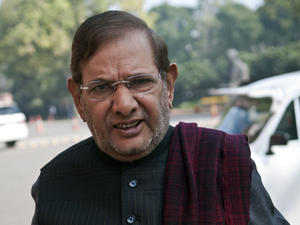 """This tirade by agencies of the government which has been unleashed against many Opposition leaders is part of an attempt to break the united opposition, but this is impossible, we will unite,"""" Yadav said"""