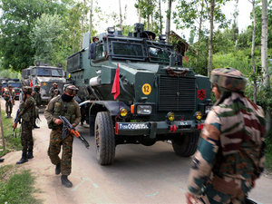 Encounter breaks out in Kashmir's Budgam district