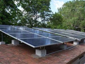 The company intends to set up 995 MW of solar generation capacity each at Tamil Nadu and Uttar Pradesh.