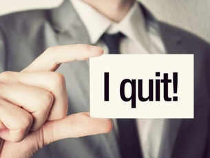 Signs to tell if it's time to quit your job