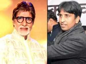 Big B sends legal notice to AAP's Kumar Vishwas