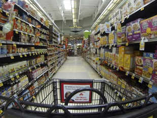 Image result for GST issues hit shelves at grocery chains, kiranas & electronics retailers
