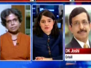 Inflation has undershot. Typically we worry about inflation overshooting the band, it is right now below the 2-6% band that RBI has around 4%, said DK Joshi.