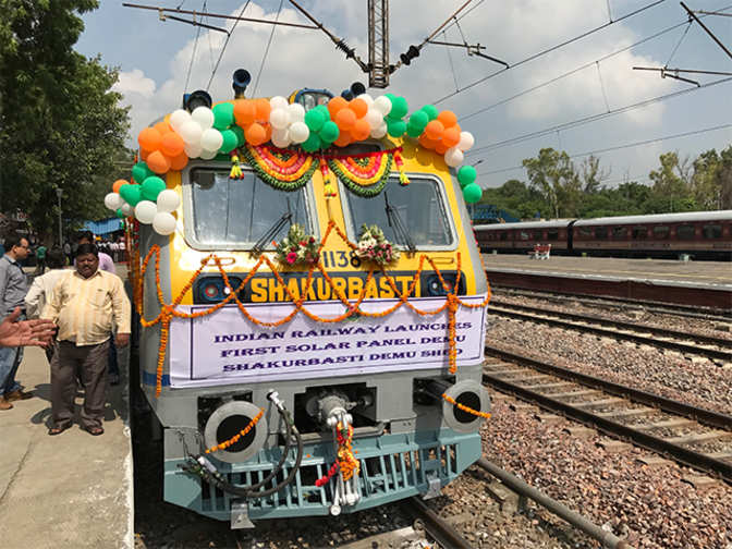 economic sustainability indian railways Some of the world's most polluting cities may be found in india, but the country's government, as well as private corporations, are working hard to transition the economy into a more.