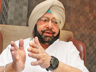 """Under the previous Punjab government, there were 7,000 farmer suicides. In the last four months of my government, 70 farmers have committed suicide,"" Punjab CM Amarinder Singh said."