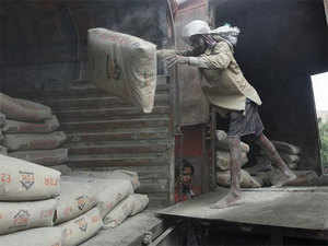 Under the GST, there has been a price reduction of around 5 per cent on the bagged cement sold in the open market.