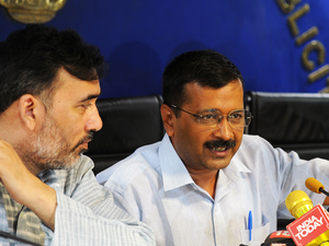 The AAP won't form alliance with any other party in the state, Rai said.