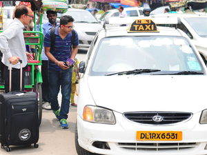 Niti Aayog has suggested that aggregators be allowed to rope in private cars to increase availability of taxis.