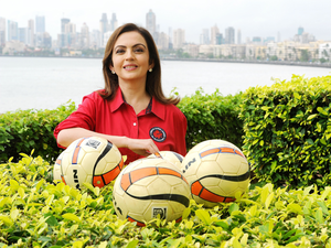Ambani said the world is keenly watching the FIFA U-17 World Cup preparations and they all want India to succeed.