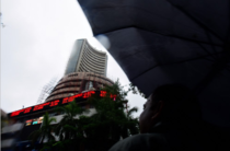 The gains on indices were seen ahead of kickstart on monsoon session later in the day.