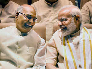 The PM stressed that Kovind's journey, whether as a lawyer or as a political person, had always been non-controversial.