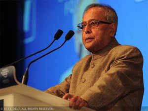 The tenure of incumbent Pranab Mukherjee comes to an end on July 24.