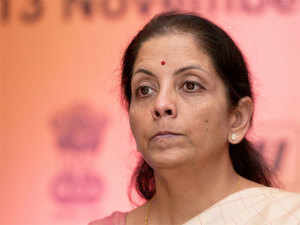 Sitharaman said during April-June this fiscal, exports from SEZs stood at Rs 1.38 lakh crore.