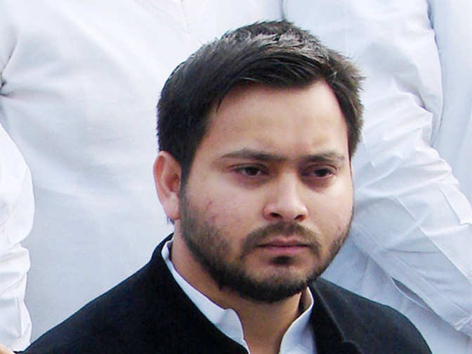 Lalu Yadav: Tejaswi Yadav has two options - resign or get sacked: BJP - The Economic Times