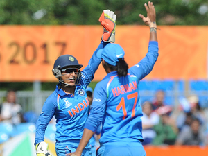 Like coal spontaneously igniting when the conditions are just right, India rekindled their fading World Cup campaign by beating New Zealand by 186 runs.
