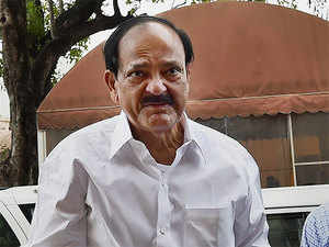 Naidu had even visited UPA chairperson Sonia Gandhi's residence to seek her support for the goods and services tax bill.