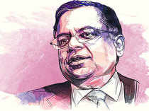 Chandrasekaran is the first Tata Sons Chairman from outside the shareholders' families and has a stellar track record of leading TCS for seven years.
