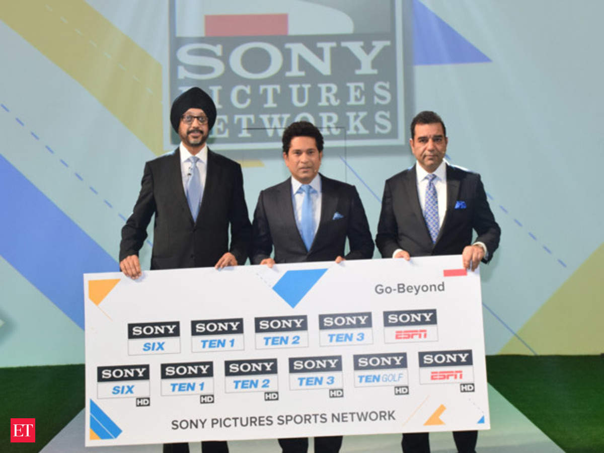 Sony: Sony rebrands sports business; launches 2 new HD channels ...