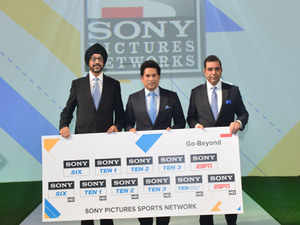 Sony ESPN and Sony ESPN HD will have major international sports, while Sony Ten Golf HD will have all the golf action.