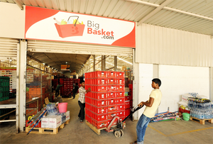 BigBasket had also explored a merger with SoftBank-backed Grofers alongside holding fundraising discussions with financial investors.