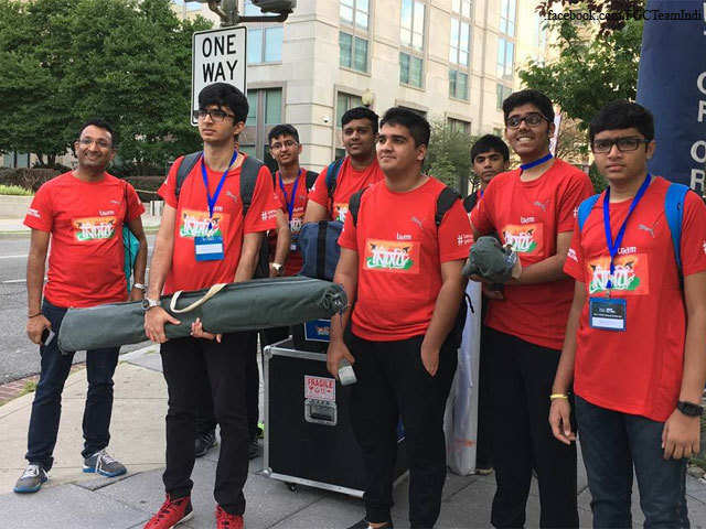 First Global Robotics Olympiad Indians Win 2 Awards At 1st Global