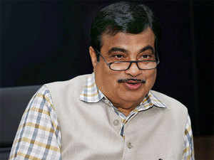 """""""Logistics parks will act as freight aggregation and distribution hubs and will enable long haul freight movement between hubs on larger sized trucks, rail and waterways,"""" Gadkari said."""