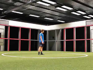 A good trainer can think of an incredible number of match situations the machine can recreate.