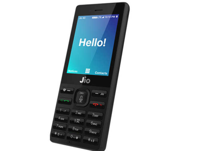 jio phone launch: Reliance Jio 4G feature phone: Here's all you want