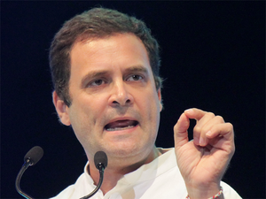 Rahul Gandhi said India lost its independence because when Britishers stepped on its soil and millions and millions of people kept quiet and allowed them to do exactly what they pleased as they were powerful.