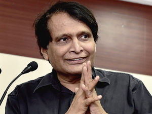 It's my responsibility to ensure passengers have a safe journey said  Suresh Prabhu.