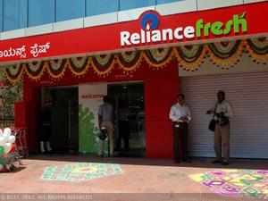 reliance fresh marketing strategy