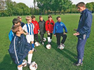 German youth football system exists in tandem with one of the best talent scouting ecosystems in the world
