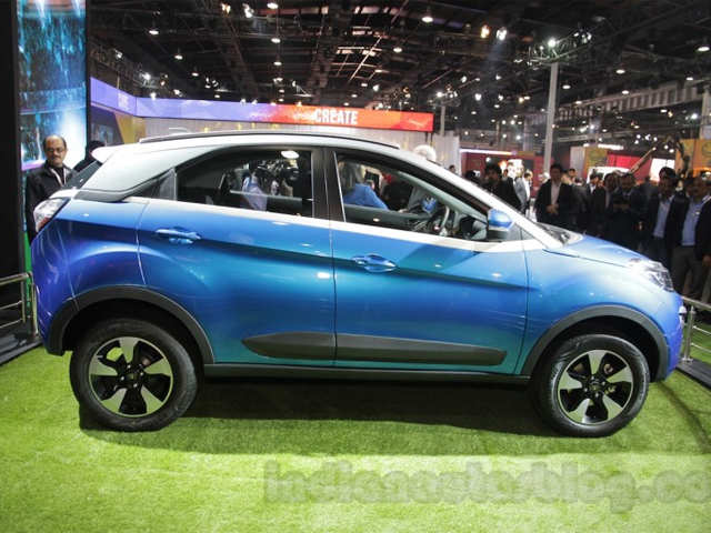 Tata Nexon Price Tata Motors Launches Compact Suv Nexon At Rs