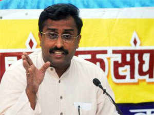 Ram Madhav asked the party workers to work hard to bring BJP to power in every state.