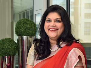 Falguni Nayar took international beauty products to the doorsteps of Indian buyers via Nykaa