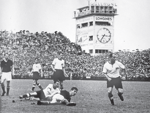 Herbert Zimmermann's report on FIFA World Cup 1954 final between West Germany and Hungary is something that almost every German knows by heart —