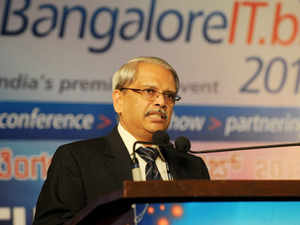 The former President of Confederation of Indian Industry said, technology is transitioning and, so, employees will have to be retrained.