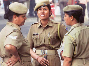 Meet the alpha-female Police force of India