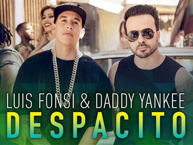 Despacito remix tops billboard hot 100 for 11th week the economic despacito has sold more than 100000 downloads in each of the last 11 weeks stopboris Choice Image