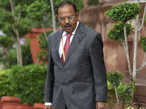 Ajit Doval arrives in Beijing amid Sikkim standoff
