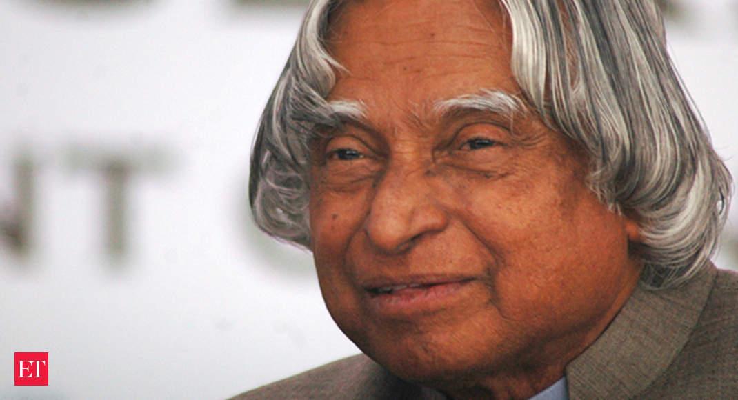 Abdul Kalam: 10 memorable quotes from APJ Abdul Kalam | The Economic